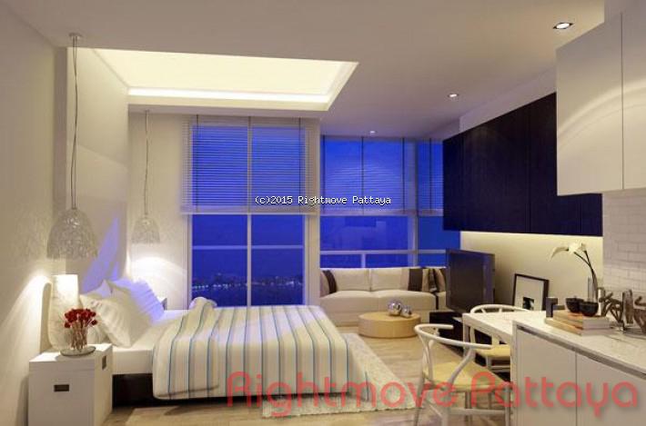 studio condo in jomtien for sale seven seas1205569903  for sale in Jomtien Pattaya