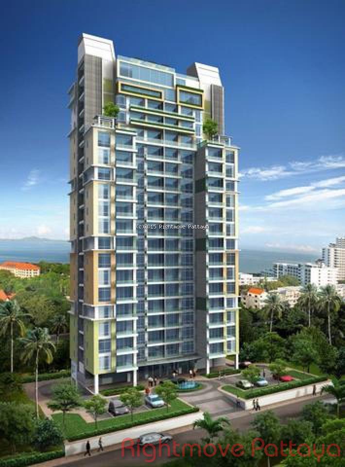 1 bedroom condo in pratumnak for sale the view1856553219    出售 在 Pratumnak 芭堤雅