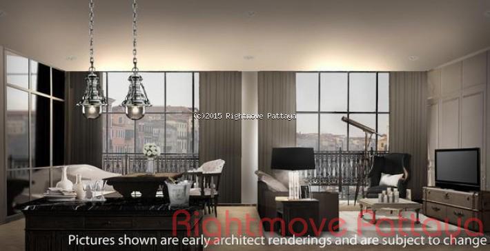studio condo in pratumnak for sale art on the hill275890212  for sale in Pratumnak Pattaya