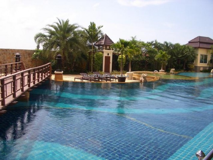 2 bedroom condo in jomtien for sale the residence    販売 で ジョムティエン パタヤ