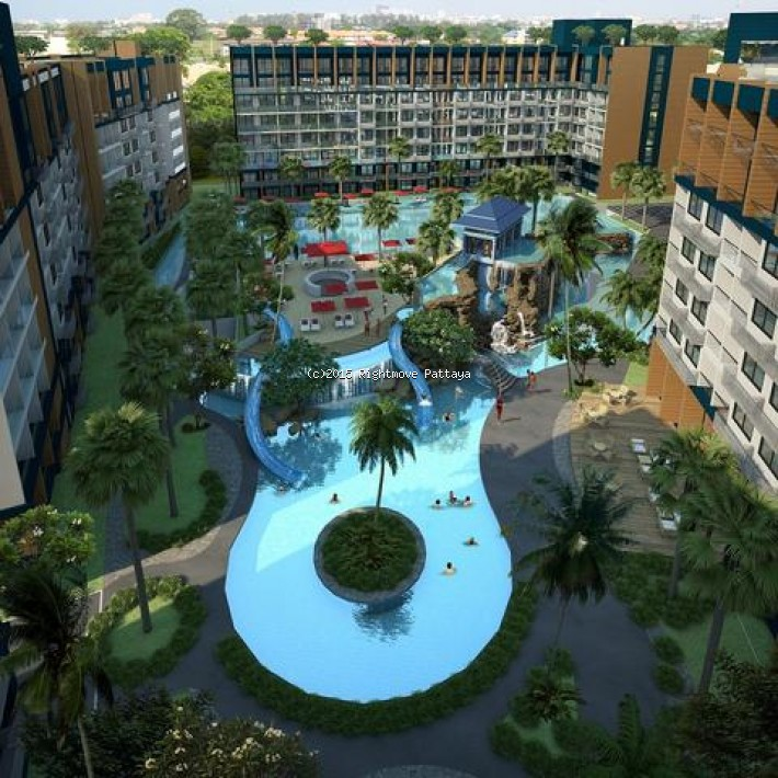studio condo in jomtien for sale laguna beach resort 21548674286  for sale in Jomtien Pattaya