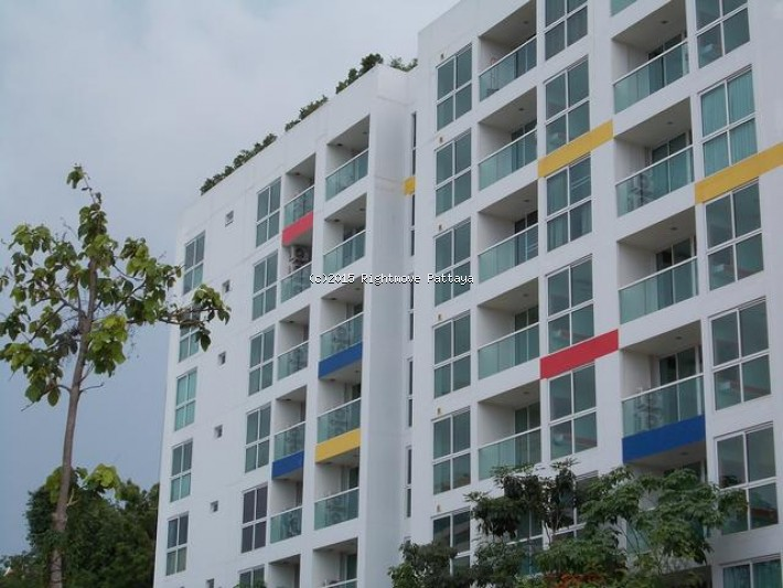 studio condo in pratumnak for sale art on the hill792696761  for sale in Pratumnak Pattaya