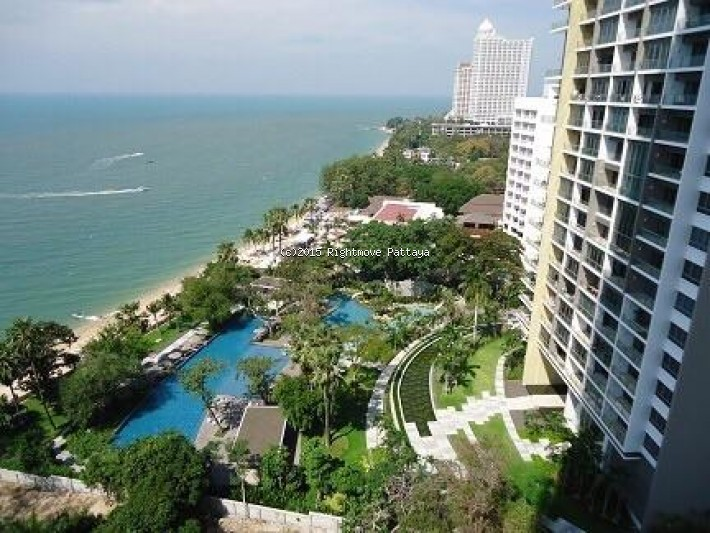 Rightmove Pattaya 2 bedroom condo in wongamart naklua for sale sky beach   for sale in Wong Amat Pattaya