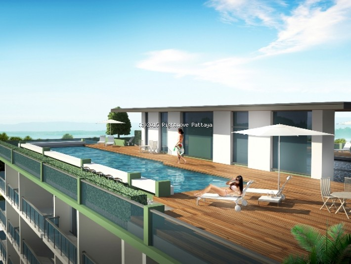 1 bedroom condo in bang saray for sale club quarters1298064332  for sale in Bang Saray Pattaya