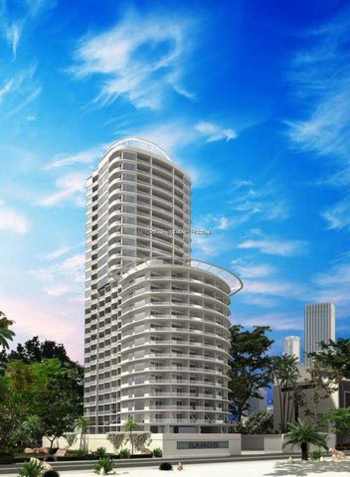1 bedroom condo in pratumnak for sale sands15422058    for sale in Pratumnak Pattaya