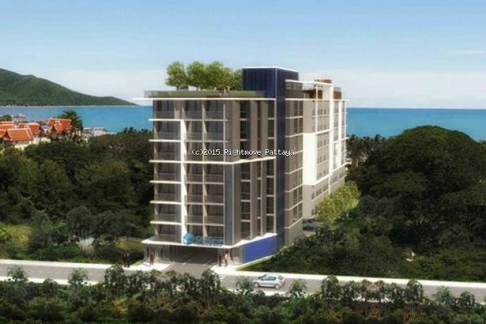 studio condo in bang saray for sale sea saran  for sale in Bang Saray Pattaya