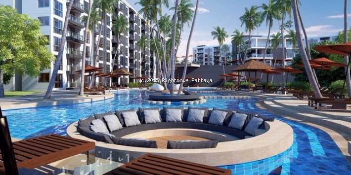 Rightmove Pattaya 1 bedroom condo in pratumnak for sale arcadia2788765   para la venta en Pratumnak Pattaya