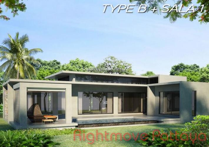 3 bedroom house in east pattaya for sale amaya hill house for sale in East Pattaya