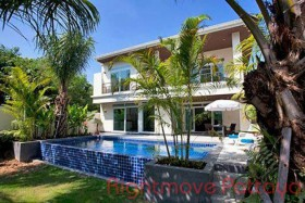 4 Beds House For Sale In Jomtien - Tropicana Villa