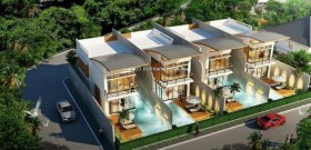 3 Beds House For Sale In Jomtien - Tropicana Villas 2