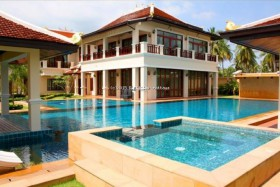5 Beds House For Sale In Phoenix - Nam Talay Oriental Villas