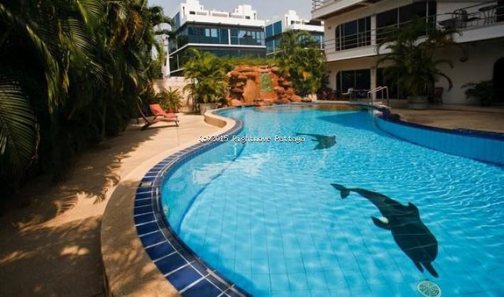 Rightmove Pattaya 2 bedroom condo in pratumnak for sale palm springs353710046   for sale in Pratumnak Pattaya