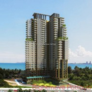Studio Condo For Sale In South Pattaya - City Garden Tower