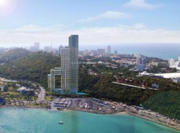 Studio Condo For Sale In South Pattaya - Waterfront