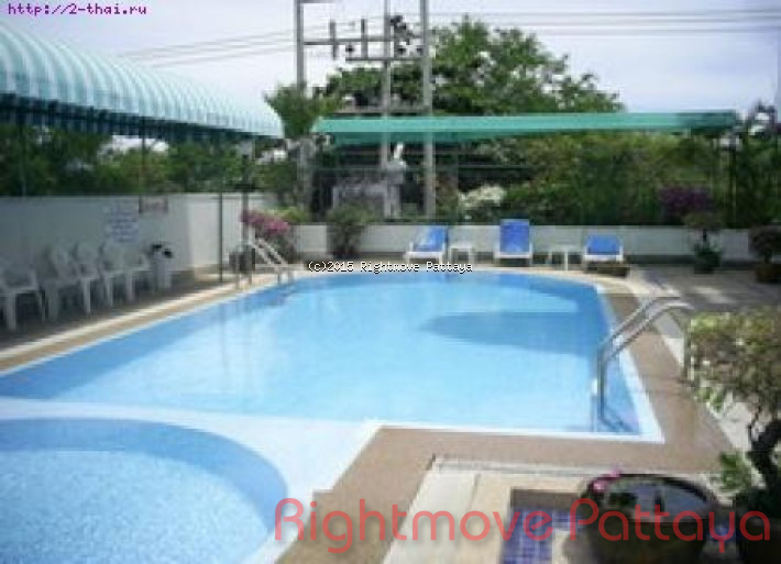 studio condo in pratumnak for sale sweet condo 1  販売 で Pratumnak パタヤ