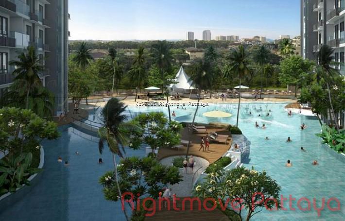 studio condo in jomtien for sale laguna beach resort 3  for sale in Jomtien Pattaya