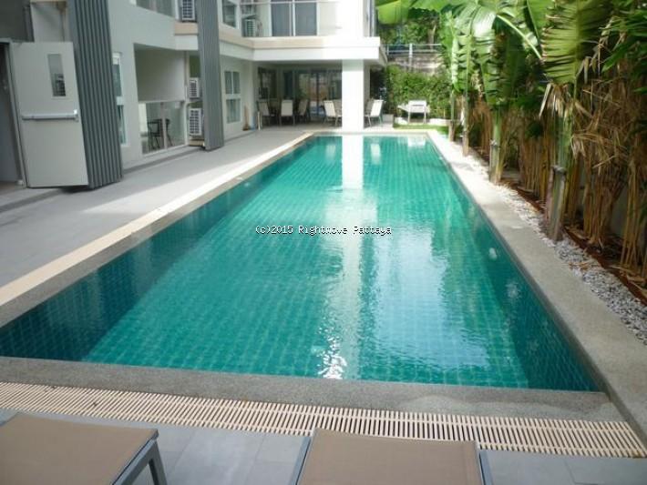 2 bedroom condo in pratumnak for sale the place    出售 在 Pratumnak 芭堤雅