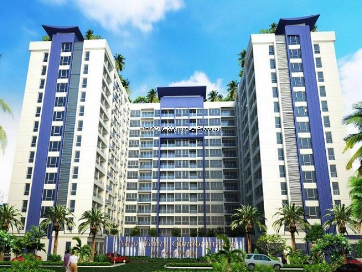 studio condo in na jomtien for sale nam talay  for sale in Na Jomtien Pattaya