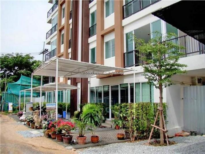 studio condo in pratumnak for sale diamond suites1423954683    出售 在 Pratumnak 芭堤雅