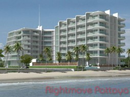 Studio Condo For Sale In Na Jomtien - Beach Front Jomtien