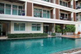 1 Bed Condo For Sale In Jomtien - Paradise Residence 2