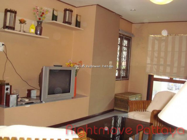 Central Park 2 house for rent in Pattaya