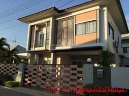 3 Beds House For Rent In East Pattaya - Patta Village
