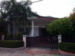 3 Bed House For Rent In East Pattaya - Baan Dusit Pattaya