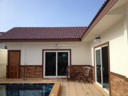 2 Bed House For Rent In East Pattaya - Baan Suey Mai Nang