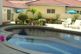 2 Beds House For Rent In Pratumnak - Butterfly Gardens