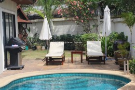 3 Bed House For Rent In Jomtien - View Talay Villas