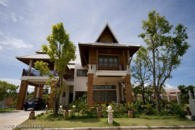 3 Beds House For Rent In Jomtien - Beverley Thai House