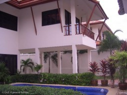 3 Beds House For Rent In Pratumnak - Orchid Villas