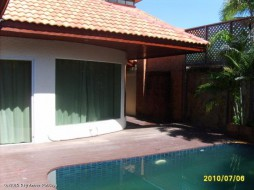2 Beds House For Rent In Jomtien - View Talay Villas