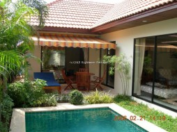 1 Bed House For Rent In Jomtien - View Talay Villas