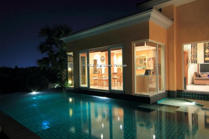 4 bedroom house in east pattaya for rent siam royal view 집 임대 에 이스트 파타야