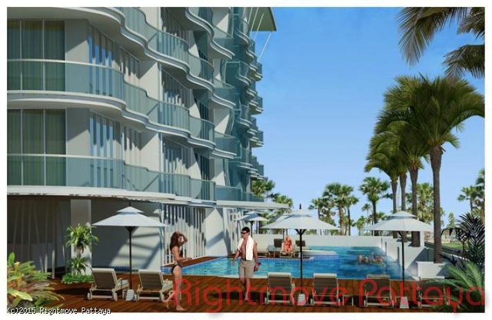 studio condo in pratumnak for sale tropical dream    出售 在 Pratumnak 芭堤雅