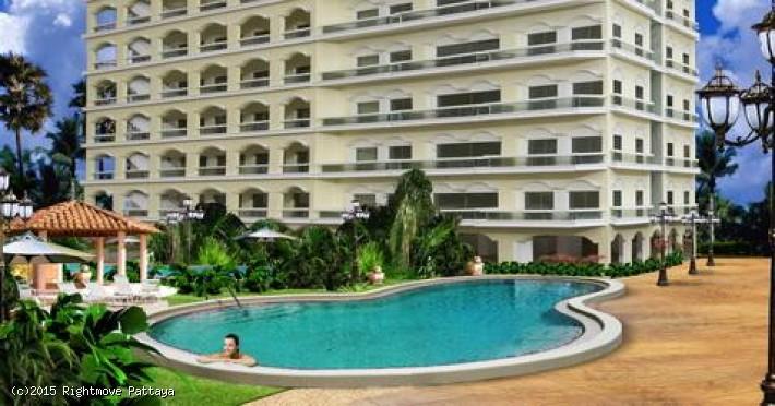 Rightmove Pattaya 2 bedroom condo in pratumnak for sale tudor court   出售 在 Pratumnak 芭堤雅