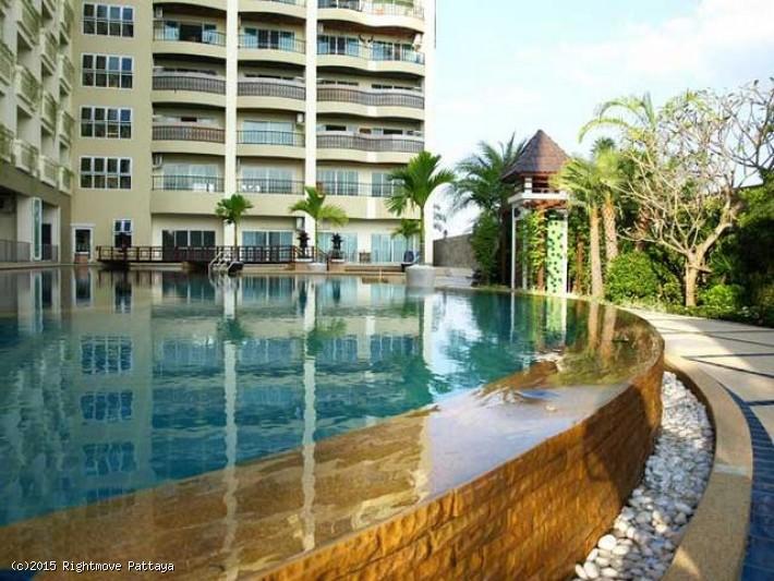 Rightmove Pattaya 1 bedroom condo in jomtien for sale the residence   for sale in Jomtien Pattaya