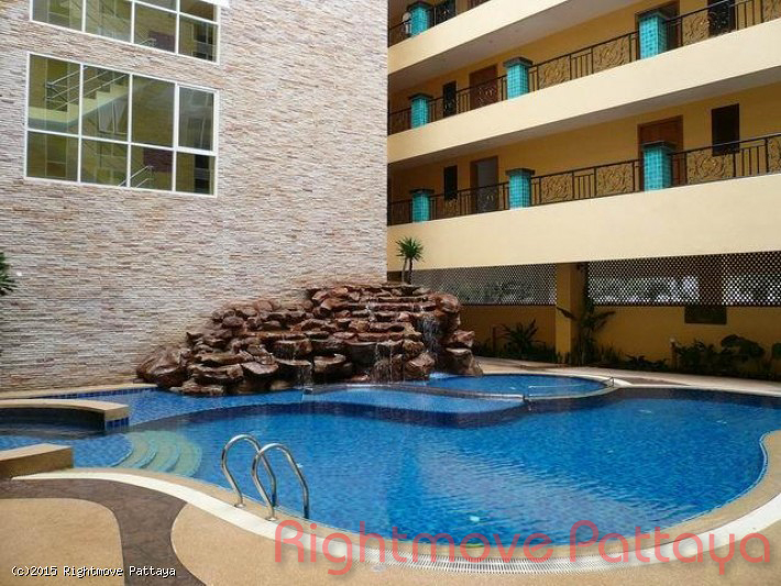 Rightmove Pattaya 2 bedroom condo in central pattaya for rent nova atrium   to rent in Central Pattaya Pattaya