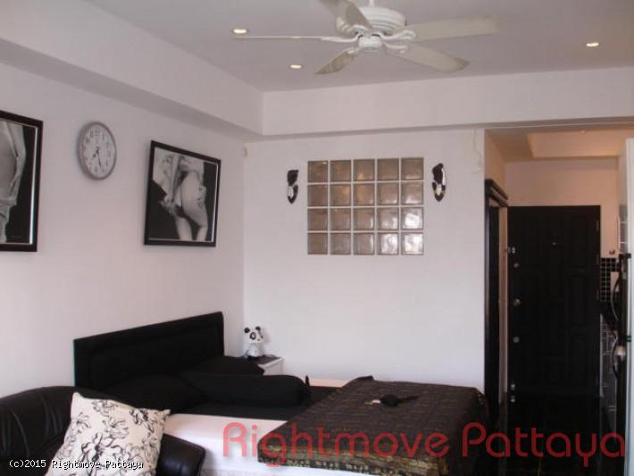 pic-3-Rightmove Pattaya studio condo in jomtien for rent view talay 1a   สำหรับเช่า ใน จอมเทียน พัทยา