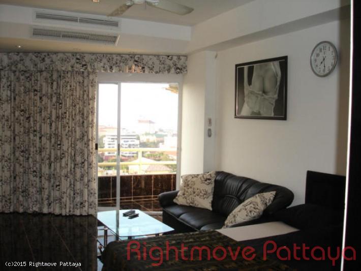 pic-4-Rightmove Pattaya studio condo in jomtien for rent view talay 1a   สำหรับเช่า ใน จอมเทียน พัทยา