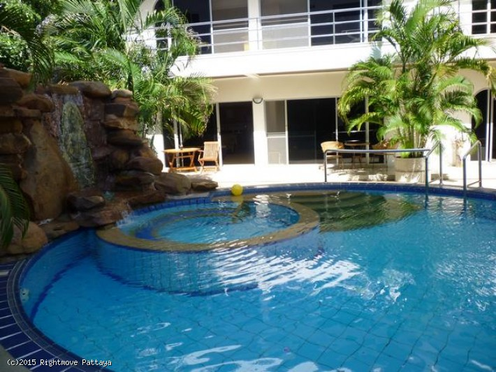 Rightmove Pattaya 2 bedroom condo in pratumnak for rent palm springs   임대 에 Pratumnak 파타야