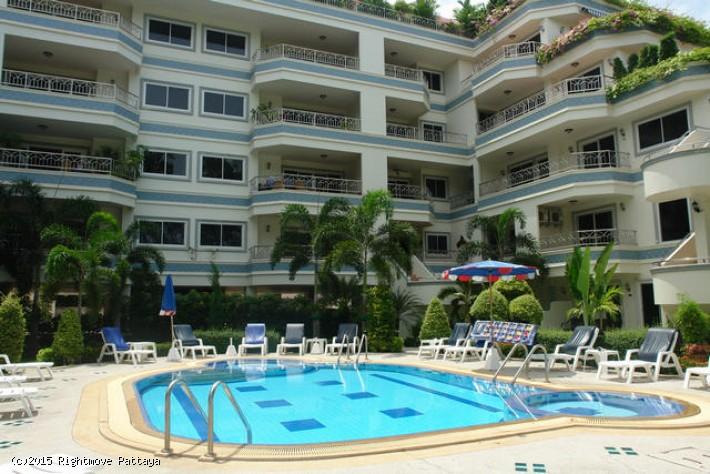 Rightmove Pattaya 2 bedroom condo in pratumnak for rent nordic terrace   to rent in Pratumnak Pattaya