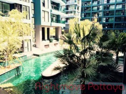 2 Beds Condo For Rent In Jomtien - Acqua