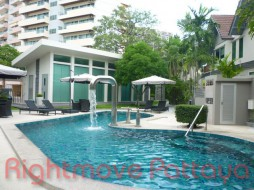 2 Beds House For Rent In Jomtien - Chateau Dale Tropical Villas