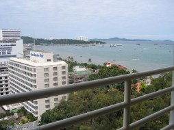 Studio Condo For Rent In Central Pattaya - View Talay 6