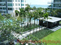 2 Bed Condo For Sale In Wongamat - The Sanctuary