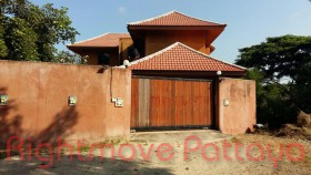 3 Bed House For Rent In Jomtien - Not In A Village