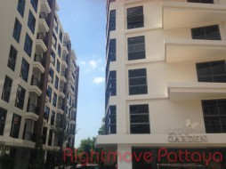 1 Bed Condo For Sale In Pratumnak - City Garden Pratumnak